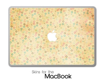 "Vintage Cells Skin for the MacBook 11"", 13"" or 15"""