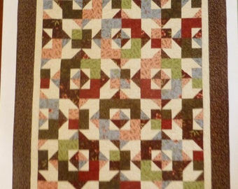 Pattern Day Dreaming  Fat Quarter  Quilt Pattern