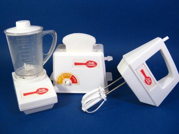 Toy Hand Mixer ~ Betty crocker play kitchen set toy mixer