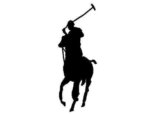 Car Logo With Horse Polo Horse Car Decal