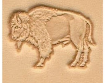 Buffalo Bison - Leather Stamp Tool