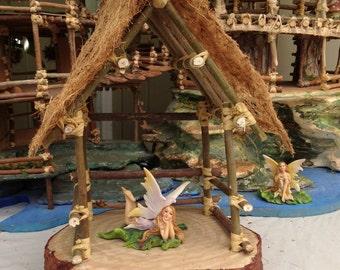 Fairy Doll House Kits - Beginners. This kit teaches you the basic of fairy house building.