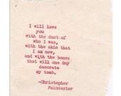 Red Ink series poem 19
