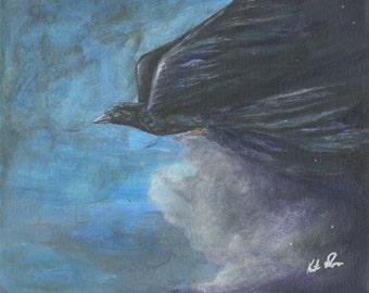 Raven (Print)