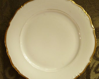 Western Germany Bavaria China Plates