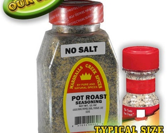 POT ROAST seasoning No Salt 11 oz