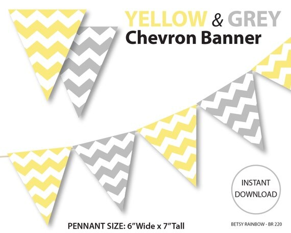 Chevron Decorations For Birthday Party