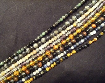 Custom Beaded Necklace - Made to Order