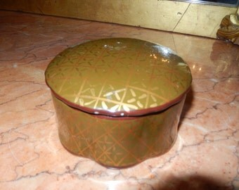 Decorative Box with Lid
