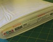 Kona Cotton White One Yard