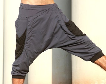 Yoga Practice Cotton Jersey Pants