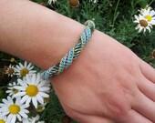 Beaded Spiral Rope Bracelet