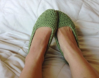 how to add crochet rolled cuffs to slippers
