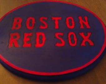 custom sports team plaque
