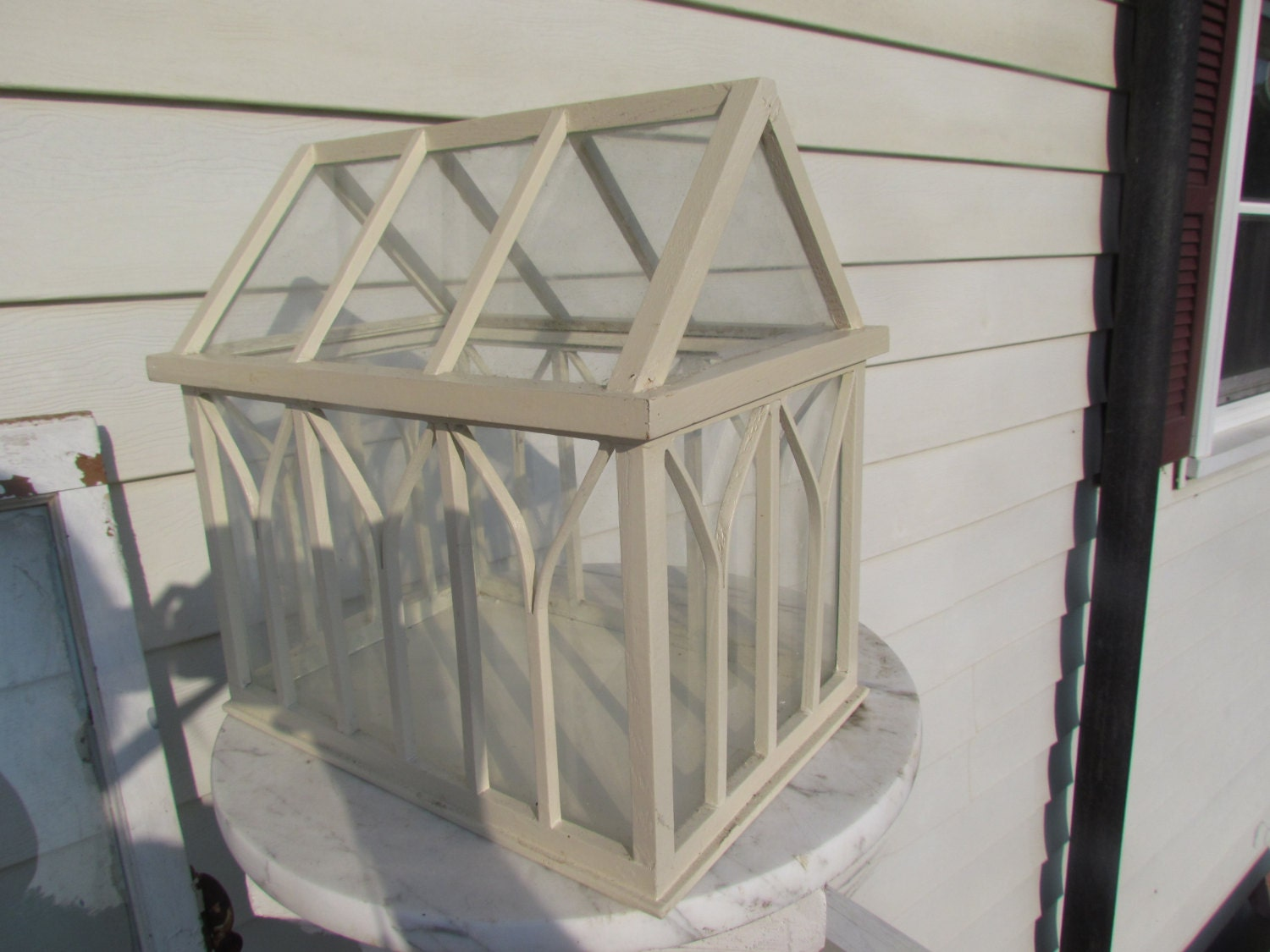 Nd Hand Glass Greenhouse