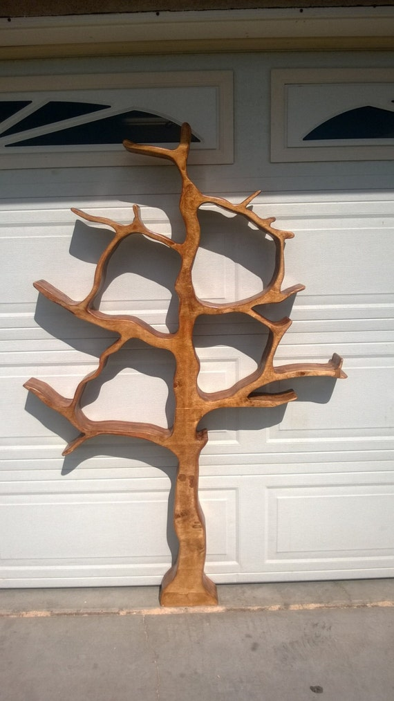 Etsy your place to buy and sell all things handmade - Bookshelf shaped like a tree ...