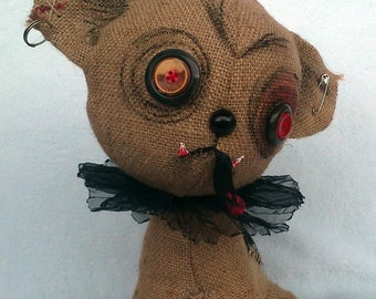 Scary Handmade 03. Creepy-huahua