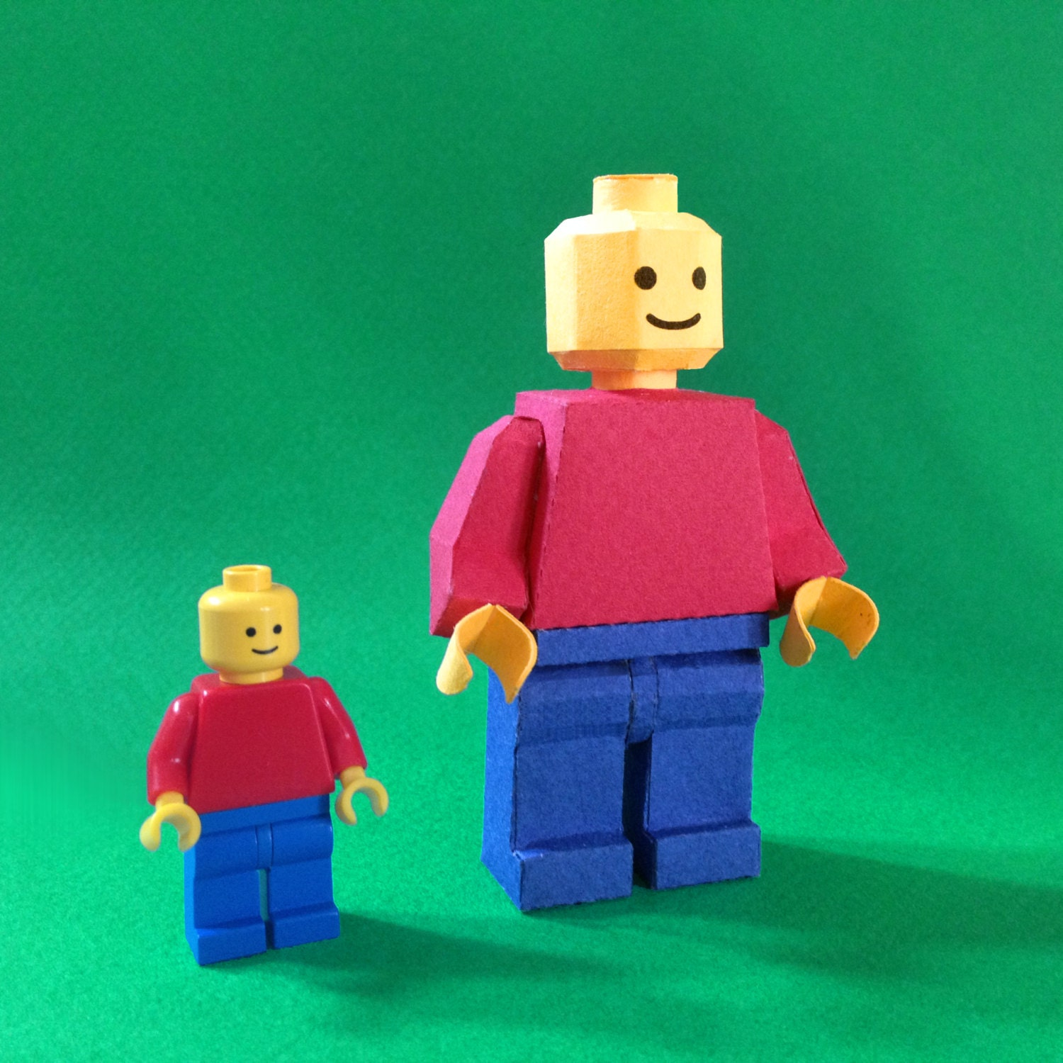 This is a picture of Exceptional Lego Minifigure Printable