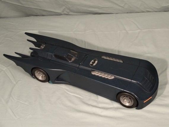 batman the animated series batmobile kenner 1993. Black Bedroom Furniture Sets. Home Design Ideas