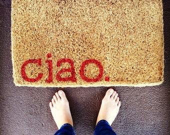 Personalized Outdoor Door Mat