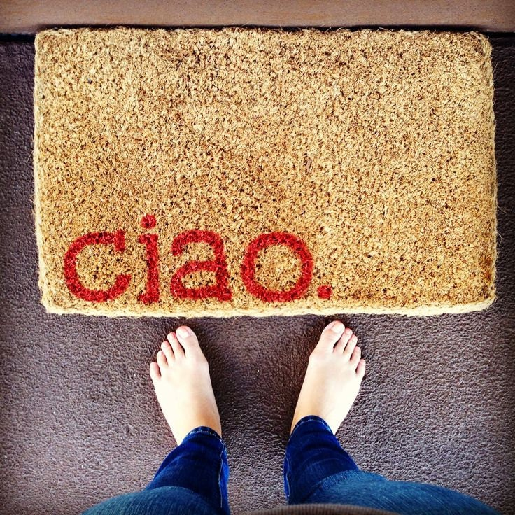 Personalized Outdoor Door Mat By Tpeacecreations On Etsy