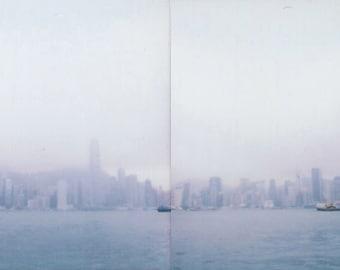 Hong Kong - Fine Art Print - Polaroid Photography