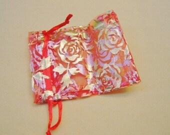20pcs 7cm*9cm Organza gift bag