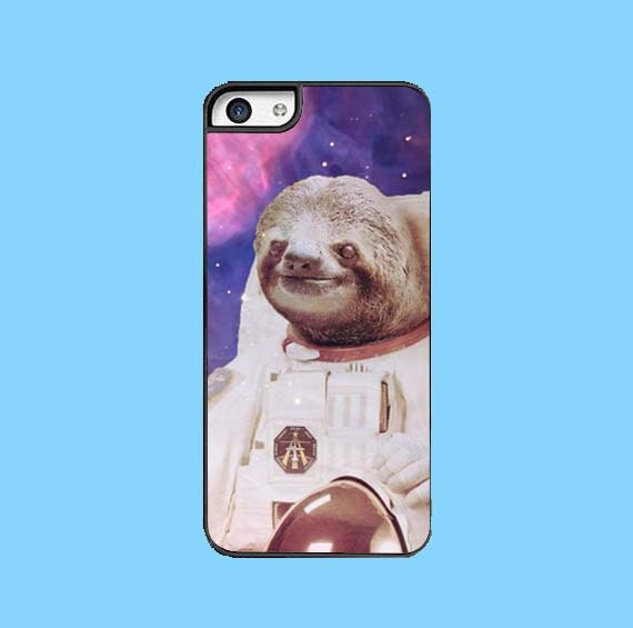 sloth astronaut phone case - 570×565
