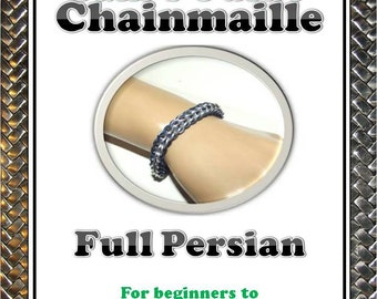 Full Persian Chainmaille Tutorial