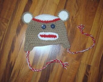 Crochet Sock Monkey Pattern - HubPages