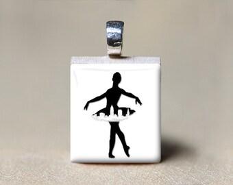 Ballet Logo Necklace