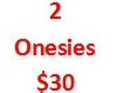 Two Onesies