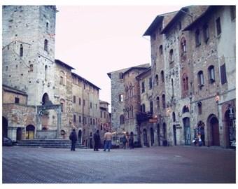 """Photo, """"Christmas I"""", 8x10, Siena, Italy, Siena Photograph, -S"""