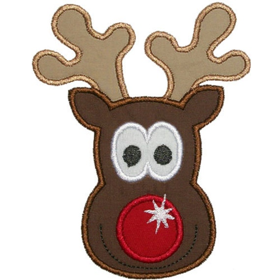 How to Draw Rudolph the Red Nosed Reindeer: 7 Steps |Rudolf Reindeer Outline