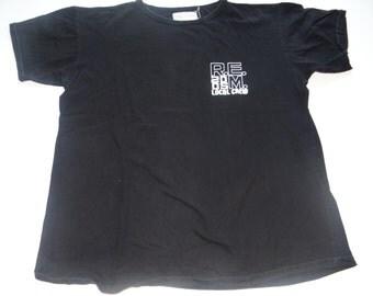 R.E.M. 2005 Crew shirt