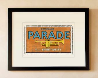 Spirit Valley Parade