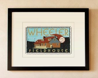 Wheeler Fieldhouse