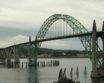 Newport Bridge  8x10