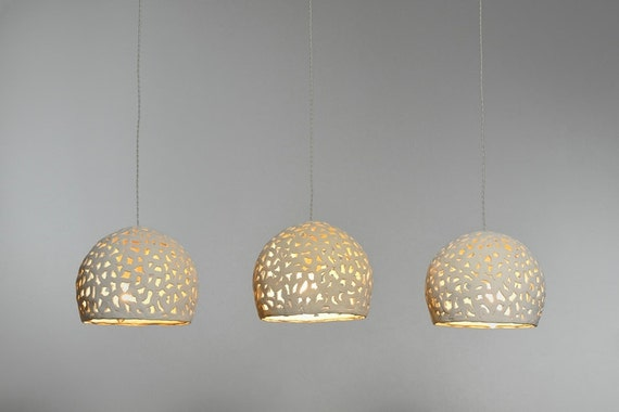 10 OFF Ceiling Light 3 Ceramic Hanging Lights Ceiling