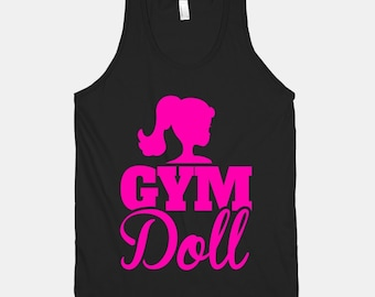 Gym Doll Workout Tank