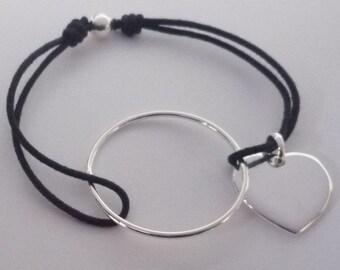 Bracelet ring and medal