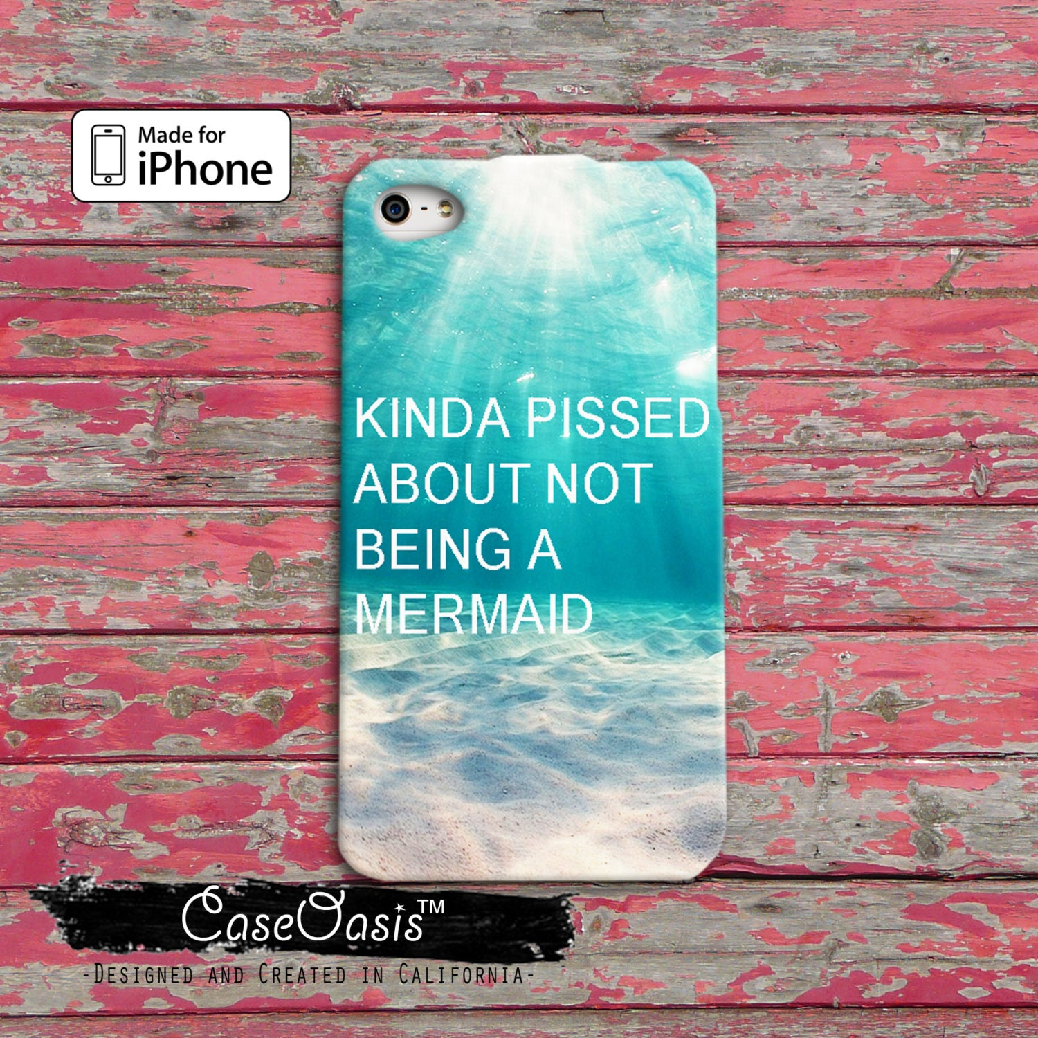 Quotes About Being Pissed: Mermaid Quote Kinda Pissed About Not Being A Mermaid Ocean