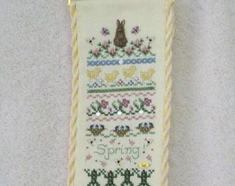 Spring Bellpull