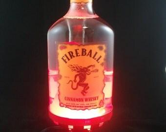 Lava lamp Fire Ball