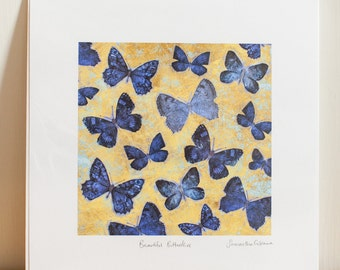 Butterfly print - Beautiful Butterflies
