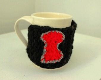 Black Widow Mug Cozy
