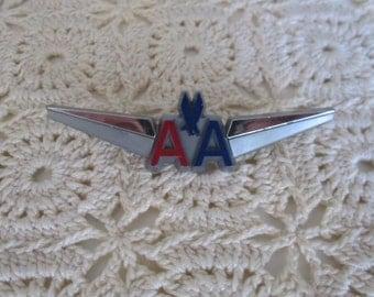Vintage American Airlines Souvenir Wings