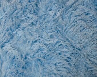 Faux Fur  Photo Prop Blanket