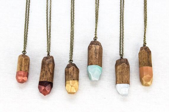 Voz Deco Wood Crystals