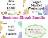 A Crafty Business Ebook Bundle